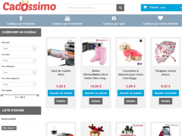 cadossimo idees cadeaux