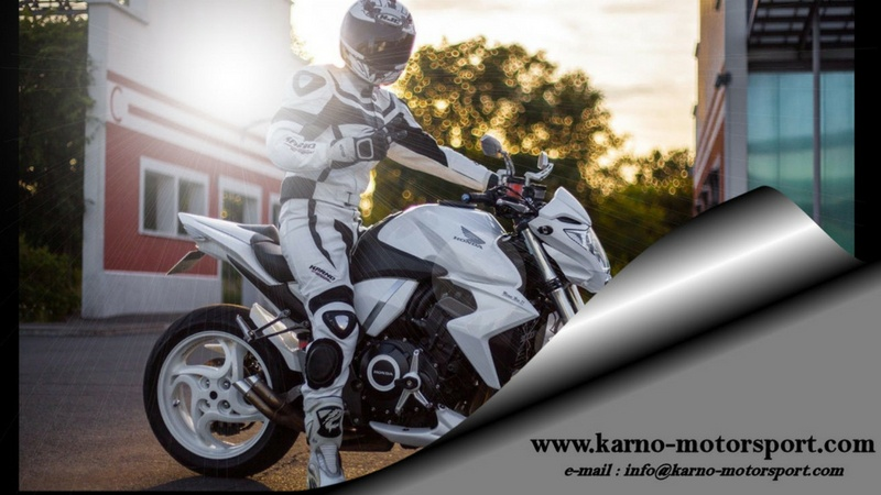 Karno Motorsport: vêtements pour motards